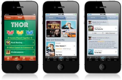 iOS 4.1 Update Hinweis
