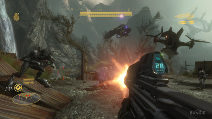 Halo Reach Angespielt