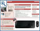 Microsoft Wireless Desktop 800