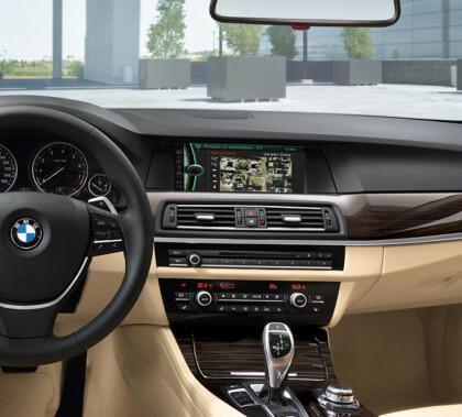 BMW ConnectedDrive mit Google