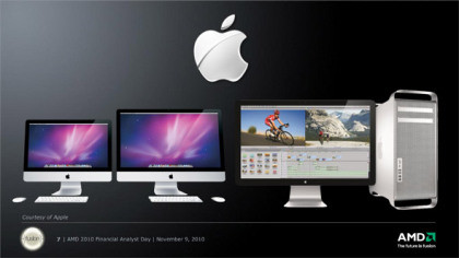 Wechselt Apple zu AMD?