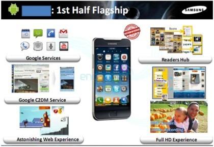 Samsung Flagship Smartphone 2011