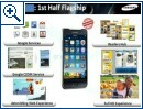 Samsung Flagship Smartphone 2011 - Bild 4