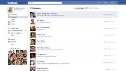 Facebook als Kommunikationszentrale