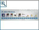 25 Jahre Windows