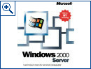 25 Jahre Windows - Windows 2000