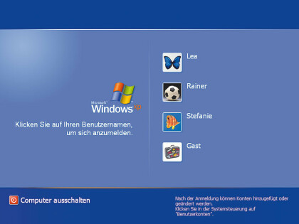 25 Jahre Windows - Windows XP