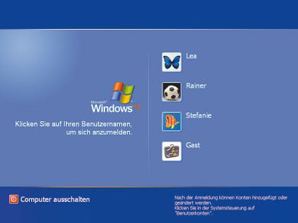 25 Jahre Windows - Windows XP