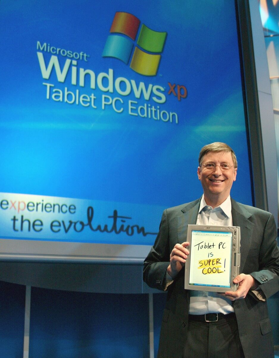 Windows Geburtstag: Windows XP