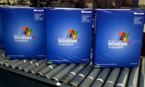 Windows Geburtstag: Windows XP