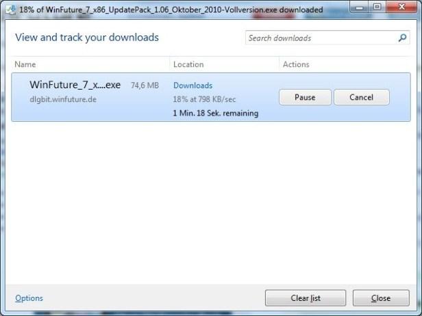 Internet Explorer 9 Beta 8027.6000