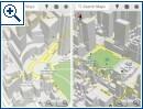 Google Maps 5.0 für Android