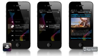 Offizielle Playstation-App für iOS und Android