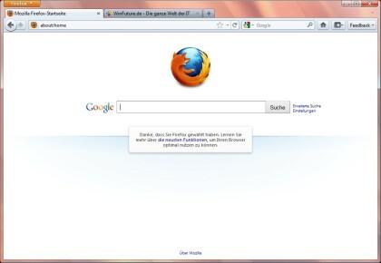 Firefox 4.0 Beta 11
