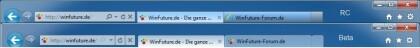 Internet Explorer 9 420er