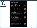 Windows Phone 7 Updates MWC