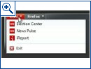 Mozilla Firefox 5.0 Design-Entw�rfe