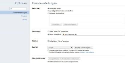 Google Chrome 10 Beta