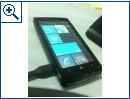 Sony Ericsson Windows Phone 7 Prototyp