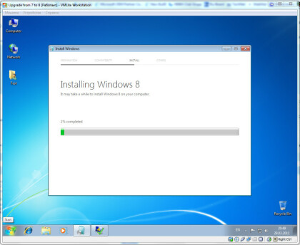 "Windows ""8"" Build 6.2.7971"