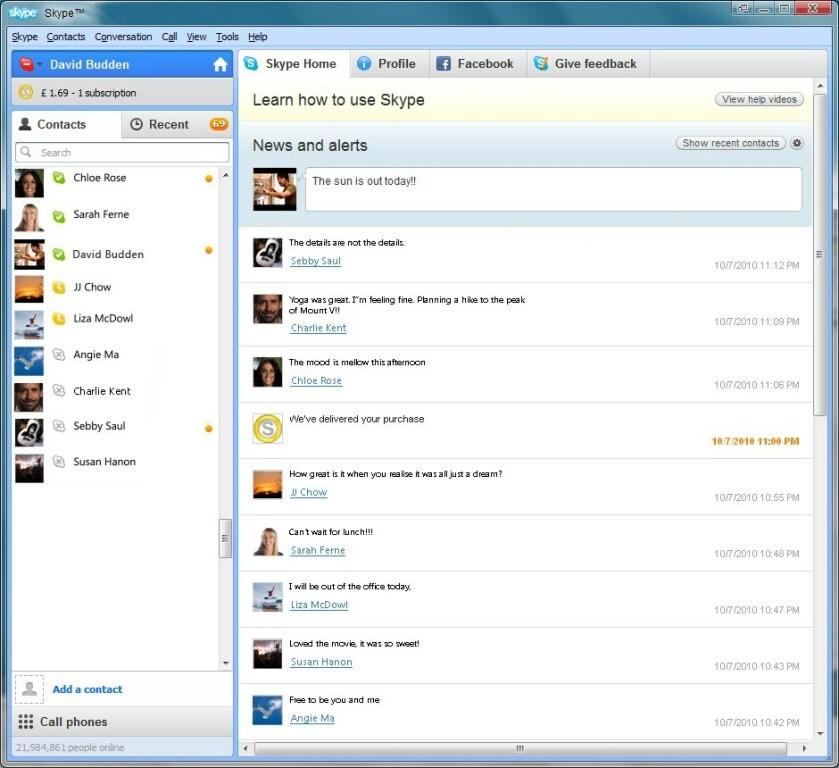 Skype 5.3