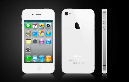 iPhone 4 wei�