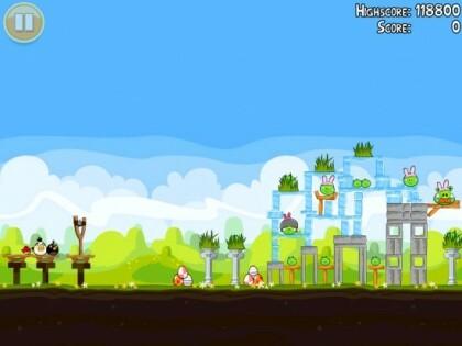 Angry Birds Season Ostern