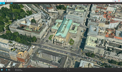 Ovi Maps 3D