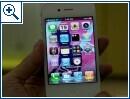 Wei�es iPhone 4 aus Vietnam