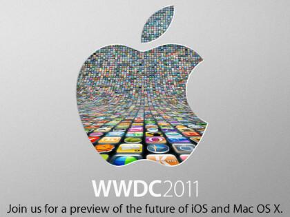 Einladung zur WWDC 2011