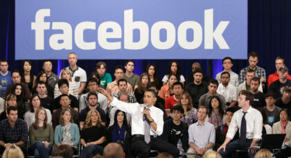Facebook Townhall