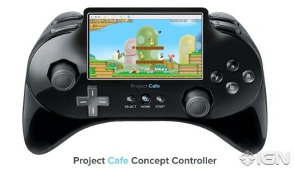 Project Cafe Controller (Konzept)