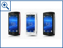 Sony Ericsson Xperia Mini & Xperia Mini Pro