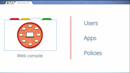 Chrome OS in Unternehmen
