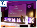 Yahoo Open Hack Day Europe 2011 in Bukarest