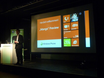"Windows Phone ""Mango"" Preview"