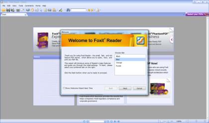 Foxit Reader 5