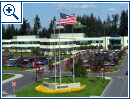 Der Microsoft-Campus in Redmond - Bild 1