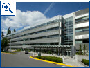 Der Microsoft-Campus in Redmond