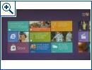 Windows 8: Die neue Benutzeroberfl�che