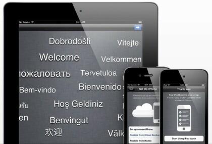 iOS 5 ohne PC