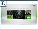 Neues Dashboard für die Xbox 360