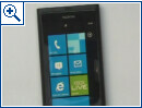 Nokia-Smartphone mit Windows Phone 7