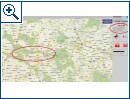 Screenshots der geleakten Daten der Bundespolizei