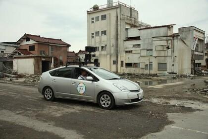 Google Street View in Japan