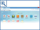 Baidu Browser - Bild 2
