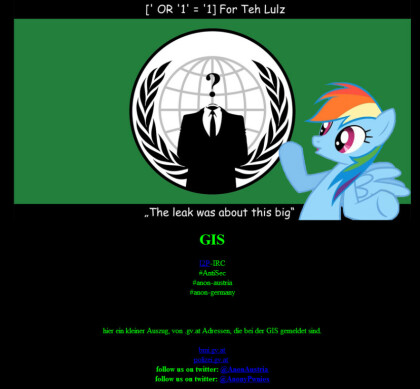 GIS Hack