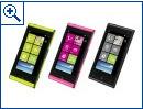 Fujitsu-Toshiba IS12T mit Windows Phone 7.5