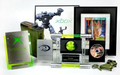 Microsoft Xbox Prototyp Spende ICHEG