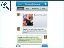 GroupMe 3.0 für das iPhone